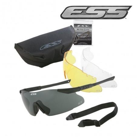 Pack Lunette balistique ESS Ice 3LS 01