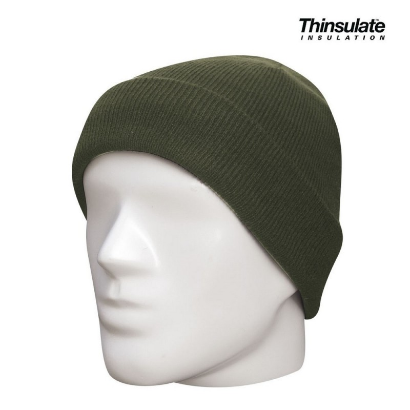 Bonnet Maille Thinsulate 01