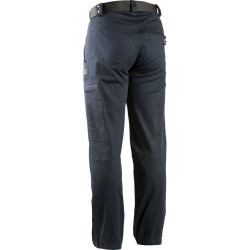 Pantalon T.O.E Swat Antistatique Bleu Mat 02