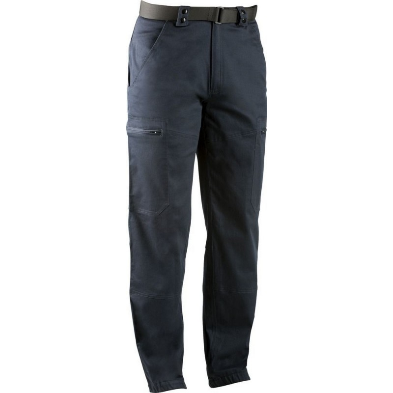 Pantalon T.O.E Swat Antistatique Bleu Mat 01