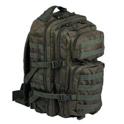 Sac à Dos Miltec Assaut 36L Vert 01