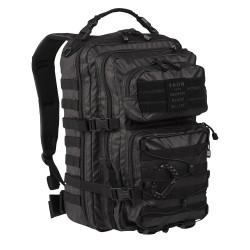 Sac à Dos Mil-tec Assault 36L Tactical Black 01