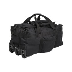 Sac de Transport Mil-tec Commando 120L Roulettes 01