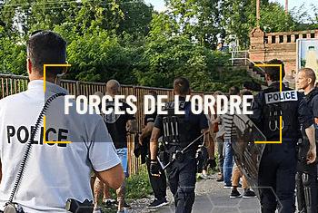 Équipement Tenue Police