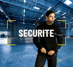 Tenue Agent de Sécurité